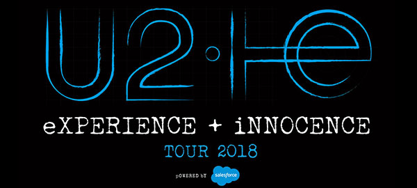 u2 Experience and Innocence Tour 2018