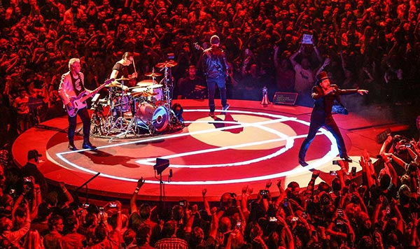 u2 los angeles experience innocente tour 2018
