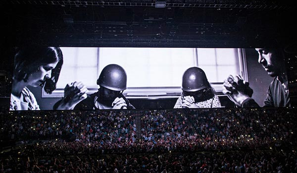 u2 Washington experience innocente tour 2018